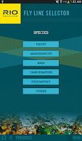 Screenshot of RIO Line Selector
