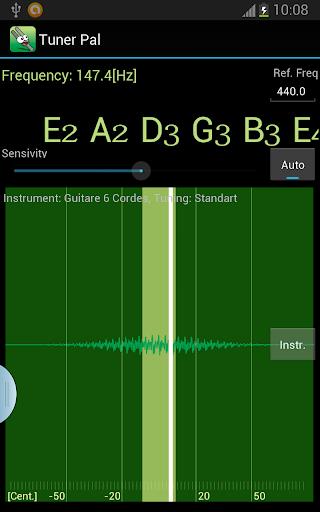 Instrument Tuner Pal