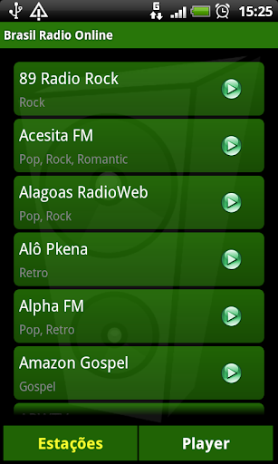 Download TuneIn Radio for Blackberry