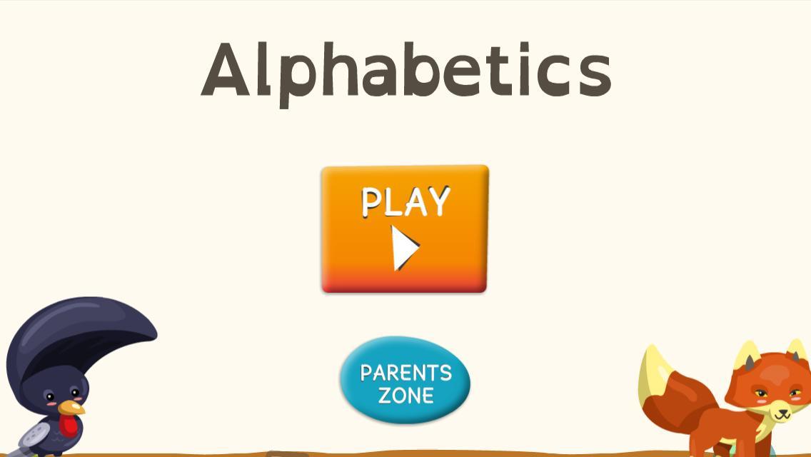 Alphabetics - screenshot