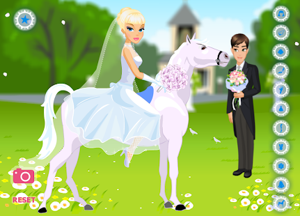 Wild Wild Wedding - Dress Up - screenshot thumbnail