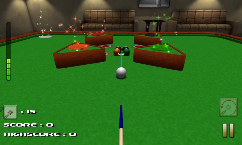 Drift Pool Lite - screenshot