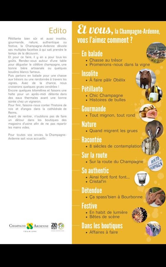 Champagne-Ardenne n°1- screenshot