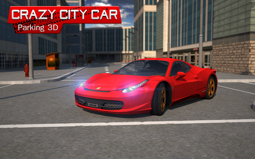 Luxury City Car 3D Parking