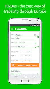 FlixBus - screenshot thumbnail