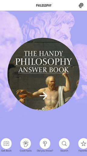 Handy Philosophy Answer Book