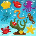 Fishes Puzzles for Toddlers