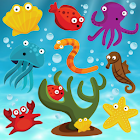Fishes Puzzles for Toddlers icon