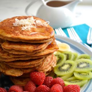 Easiest Banana Pancakes