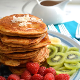 Easiest Banana Pancakes.