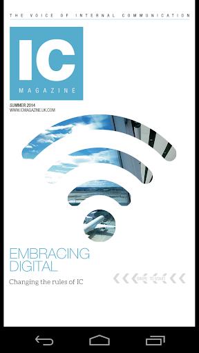 IC Magazine - Phone
