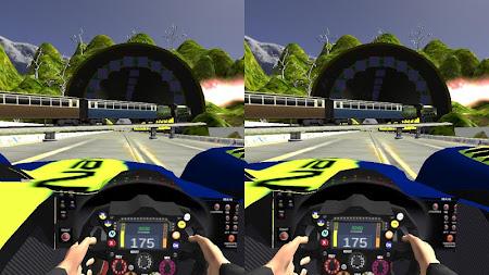 VR Car Vs Train 1.0 screenshot 6167