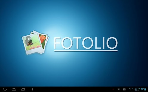 Fotolio- screenshot thumbnail