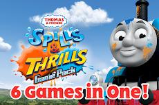 Thomas & Friends:SpillsThrillsのおすすめ画像1