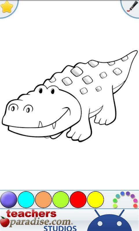 Reptiles para colorear juego  Aplicaciones de Android en Google Play