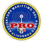 Port of Livorno- Ships traffic icon