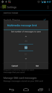 Messaging Pro G- screenshot thumbnail