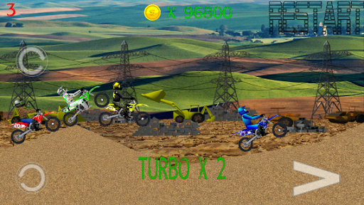 Pro MX Motocross Screenshot