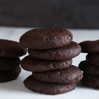 Gluten Free Chocolate Cheesecake Cookies.