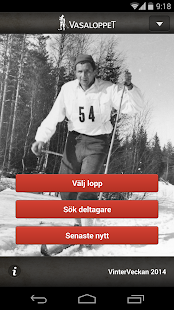Vasaloppet Vinter 2014 - screenshot thumbnail