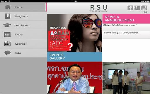 RSU Tablet