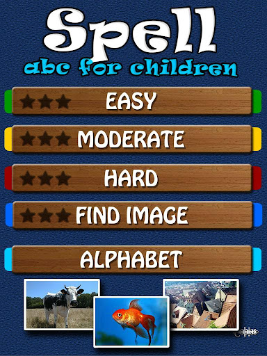 Spell - ABC for kids Free
