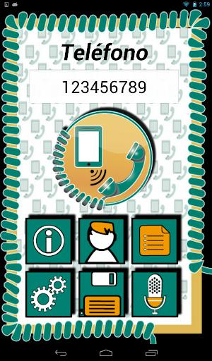 Marcador Telefonico Pro