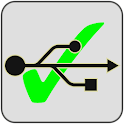 USB Host Check logo