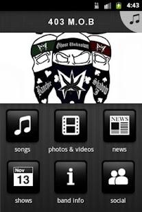 403 M.O.B - screenshot thumbnail