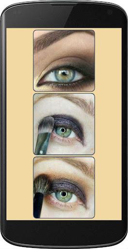 简单的窍门眼妆