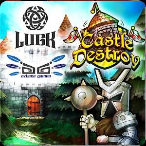 Castle Destroy 解謎 App Store-癮科技App