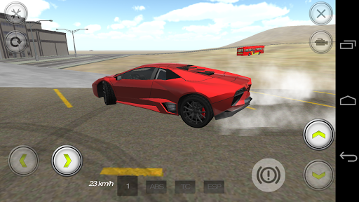 Z Car Driving Simulator HD