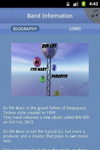 DJ 5th Mars & Paradise- screenshot
