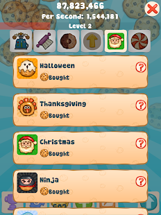 Cookie Clicker Collector- screenshot thumbnail