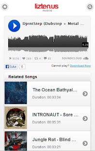 FREE MP3 BY LIZTEN.US - screenshot thumbnail