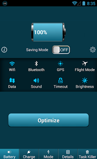Battery Saver For Android