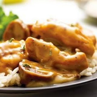 Chicken Chorizo Cream Recipes.