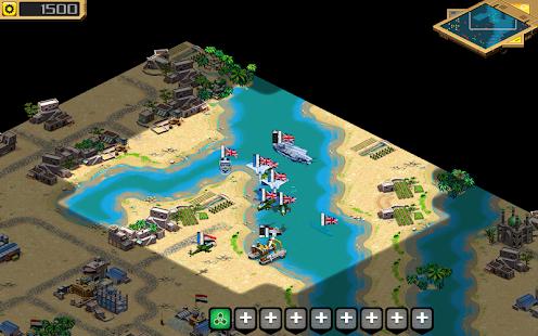 Desert Stormfront - RTS Screenshot 35