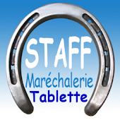 STAFF Marechalerie Tablette