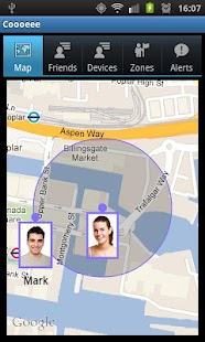 GPS Tracker App Ultimate - screenshot thumbnail