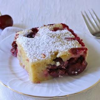 Dried Cherries Cake Recipes.