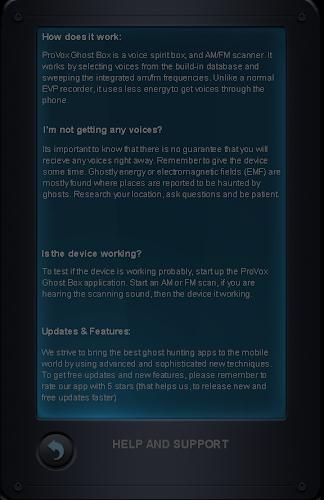 Spiritus ghost box full apk | Spirit Box Lite for Android