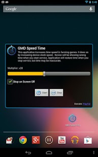 GMD Speed Time (Lite) ★ root - screenshot thumbnail