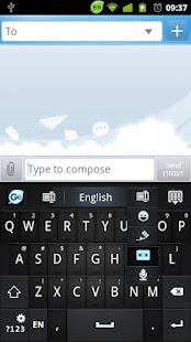 GO Keyboard GO Voice Plugin - screenshot thumbnail