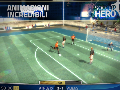 Soccer Hero - screenshot thumbnail