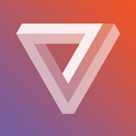 The Verge Notifications logo