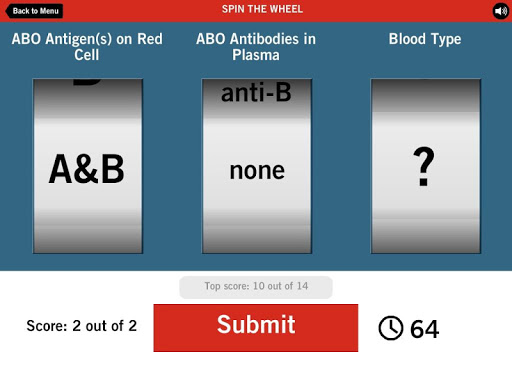 Blood typing 1.3 screenshots 8