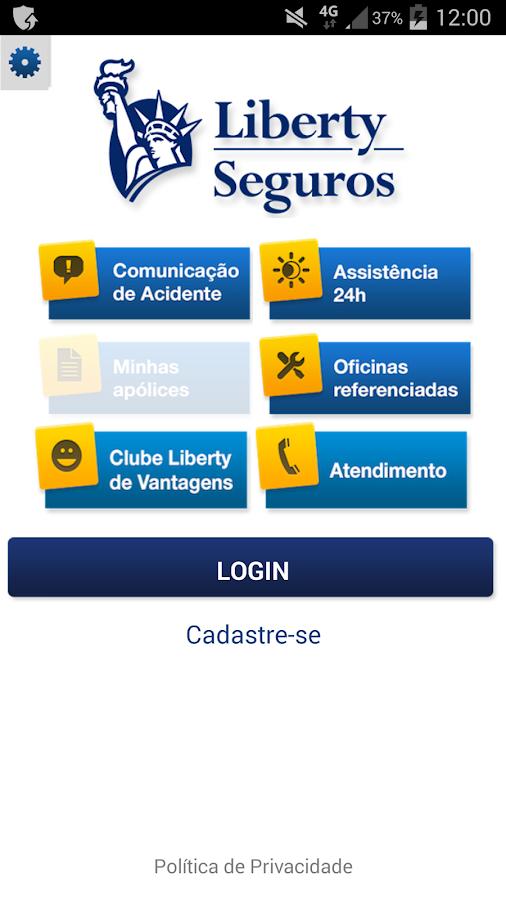 Liberty seguros brasil apps para android no google play for Oficina liberty seguros