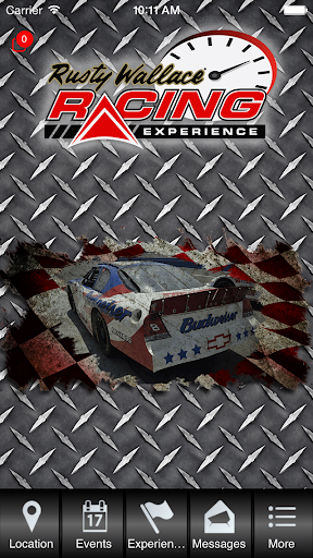 Rusty Wallace Racing Experienc