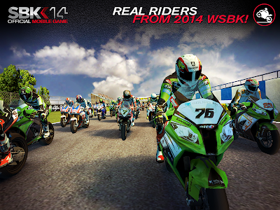 SBK14 Official Mobile Game v1.4.6